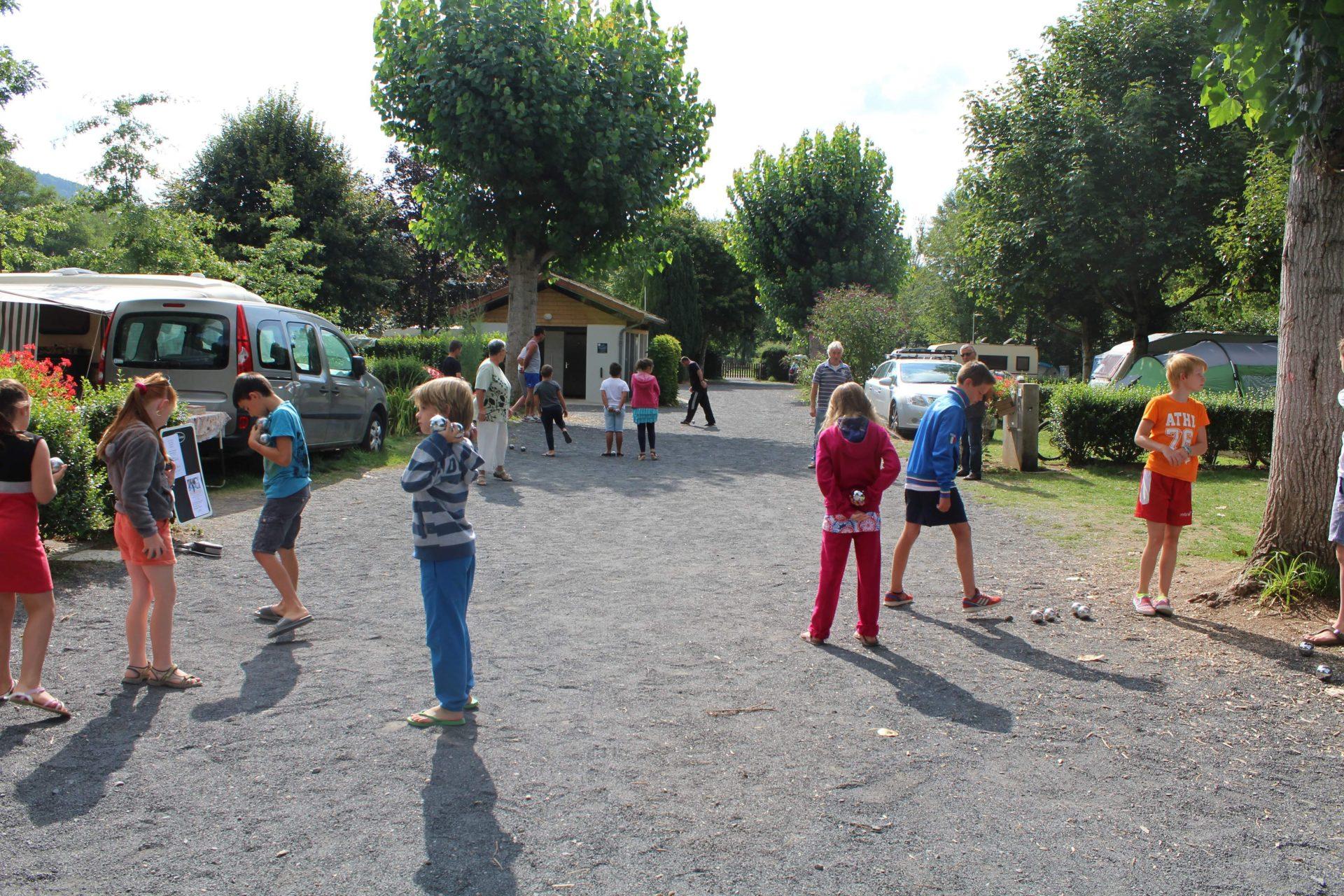 concours au camping les moulettes