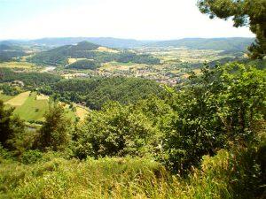 Région Auvergne Rhones alpes vue 2